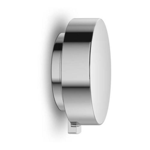COMFORT-LEVEL- Plus Ab- und Überlaufgarntur mit Füllfunktion verlängert, chrom, geringe Tiefe