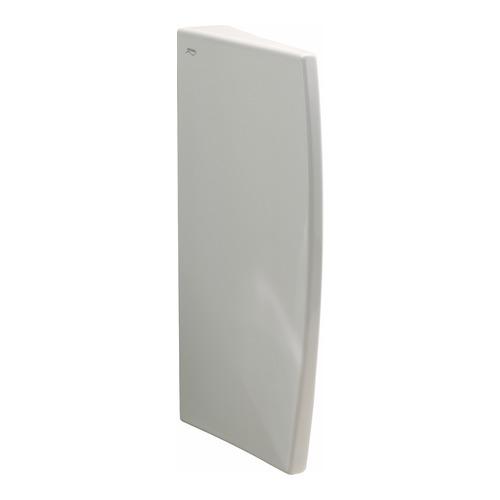 Alivio Urinal-Trennwand inkl. Befestigungswinkel 40 x 70 x 10 cm