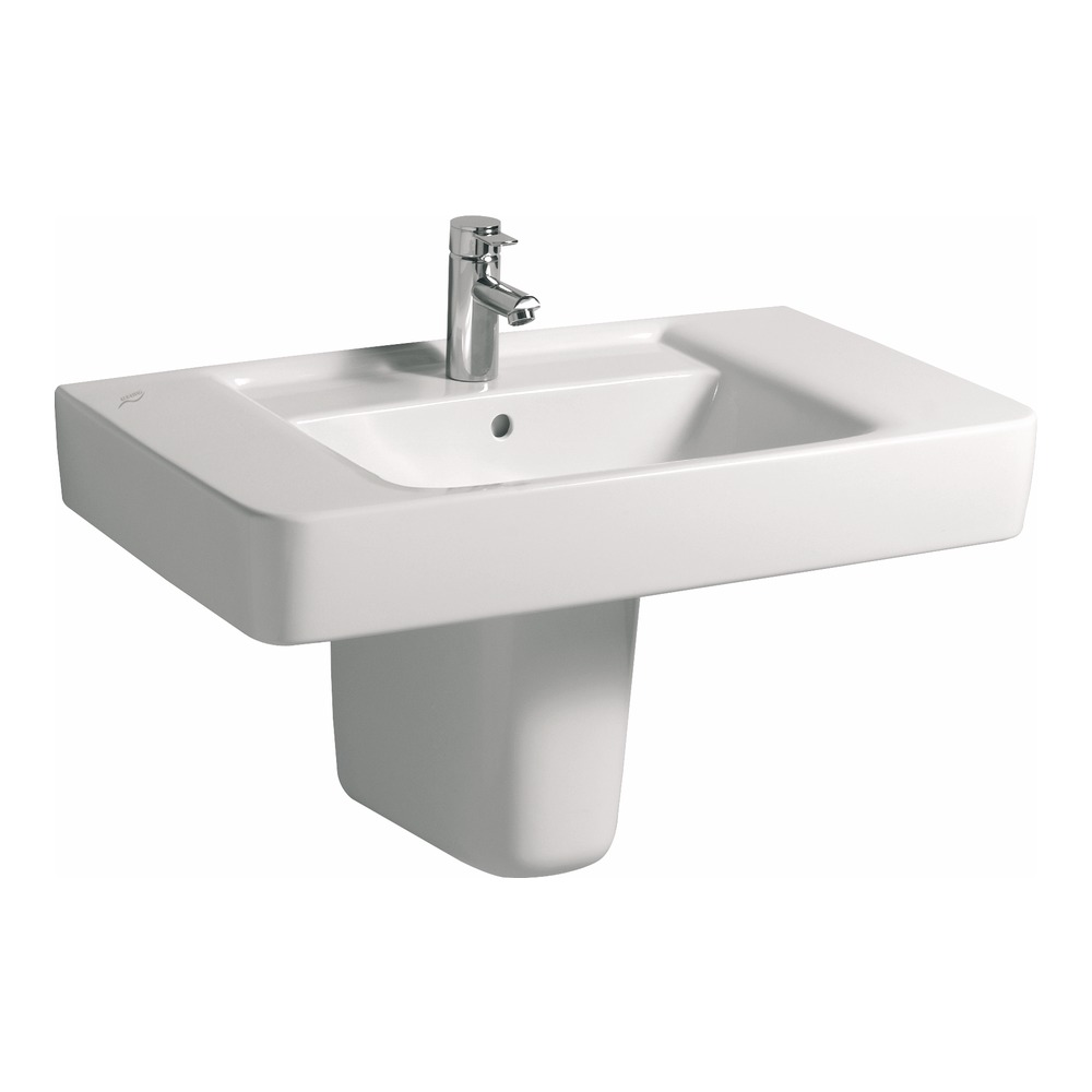 keramag renova nr 1 plan m bel waschtisch 85 x 48 hl l 122185 design in bad. Black Bedroom Furniture Sets. Home Design Ideas