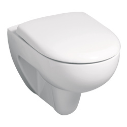 Renova Nr. 1 Tiefspül-WC wandhängend 35,5 x 54 cm weiß