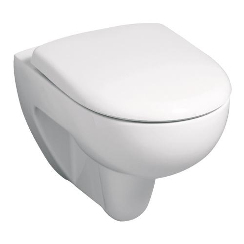 Renova Nr. 1 Tiefspül-WC wandhängend 35,5 × 54 cm in weiß alpin