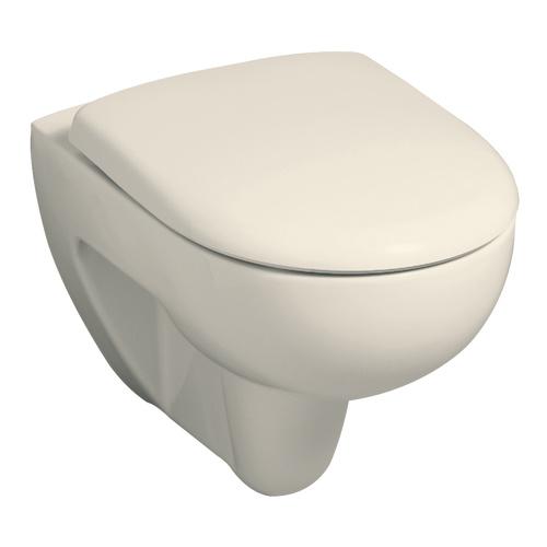 Renova Nr. 1 Tiefspül-WC wandhängend 35,5 × 54 cm in pergamon