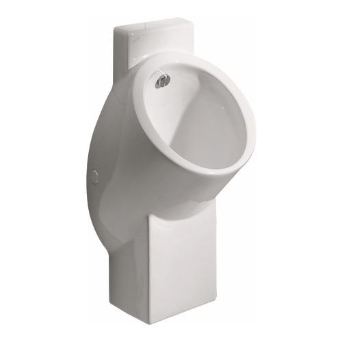 Centaurus Urinal, KeraTect®, Hybrid-Version, spülrandlos 37,5 x 72 x 32,5 cm weiß