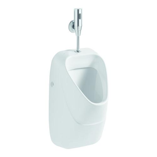 Alivio Urinal, Keramiksieb, Zulauf von oben, Abgang nach hinten oder unten 57 x 34 cm weiß