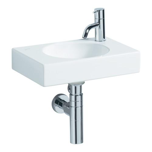 Handwaschbecken Preciosa II 40x28 cm ohne Überlauf 273240