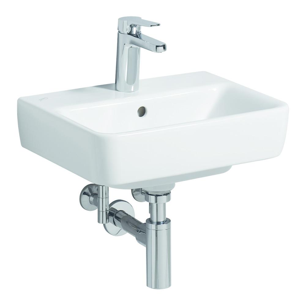 keramag renova comprimo neu handwaschbecken 45x34cm 276145. Black Bedroom Furniture Sets. Home Design Ideas