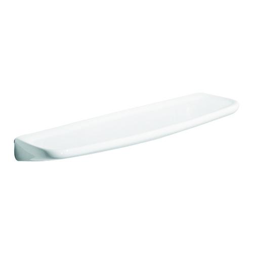 Geberit (ehem. Keramag) Coppelia Ablegeplatte 50 x 14 cm weiß 0