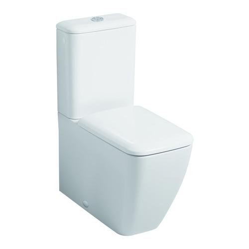 iCon Square WC-Sitz mit Soft Closing (Absenkautomatik)