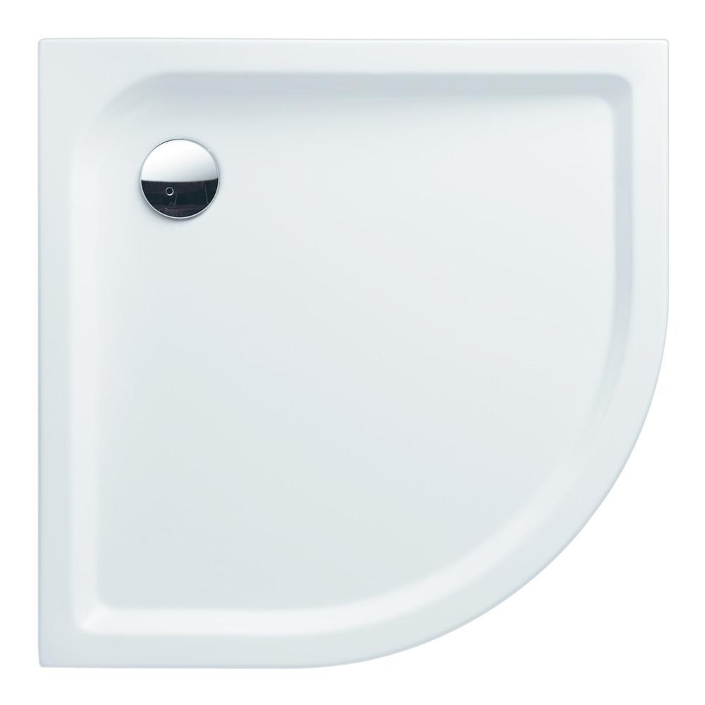 keramag icon rechteck duschwanne 120x90x5 cm 662420 design in bad. Black Bedroom Furniture Sets. Home Design Ideas