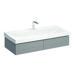 keramag xeno2 waschtisch 120 x 48 cm 2 hahnl cher design in bad. Black Bedroom Furniture Sets. Home Design Ideas