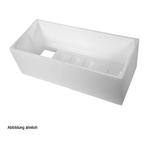 Wannenträger für Badewanne Kaldewei Vaio Set /-star, Ablauf versetzt, 160 x 70 x 43 cm