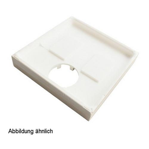 LDG Duschwannenträger für Cayonoplan 80 × 80 × 1,8 cm 0