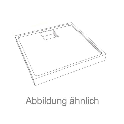 Duschwannenträger GALATEA~CLIFF CF 90 Q 90x90x2,5 cm
