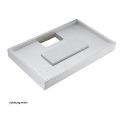 Duschwannenträger FUTURION Flat 120x90x2,5 cm
