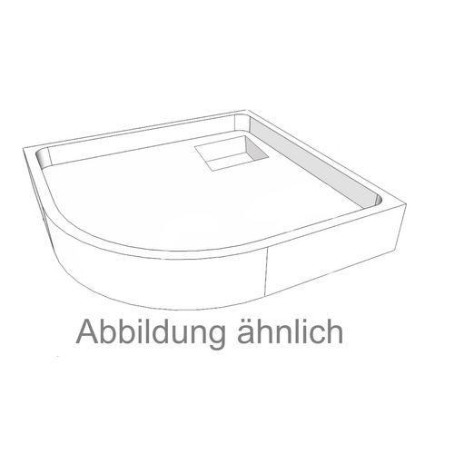 Duschwannenträger Artweger Silvia 104x89x8 cm Halbkreis R520 AMH