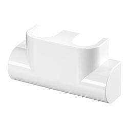 Design Abdeckung in weiß für