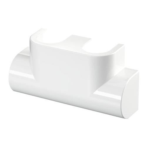 """Design Abdeckung für """"Multiblock T"""" Eckform 12,4 × 6,5 × 3,8 cm"""