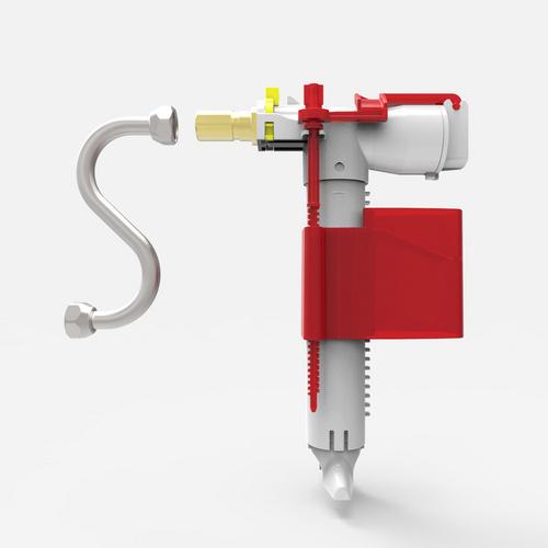 Universal-Füllventil 510 (multiflow) G3/8 mit Z-Rohr