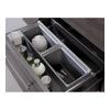 Ordnungssystem - Stauraumboxen für 60 cm Schrankbreite und 2 Boxen