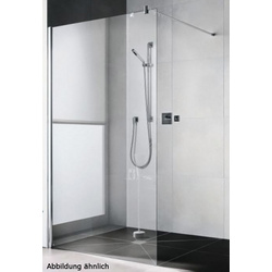Teilgerahmt Walk In Dusche Design In Bad