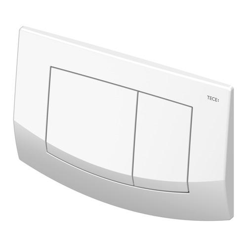 Ambia WC-Betätigungsplatte Kunststoff, 2-Mengen-Spülung