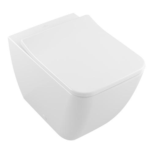 Venticello Tiefspül Stand-WC Spülrandlos 56x37,5 cm 4613R0