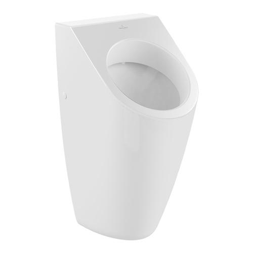 Architectura Absaug-Urinal Zu-u.Ablauf verdeckt + Zielobjekt 32,5 x 68 x 35,5 cm