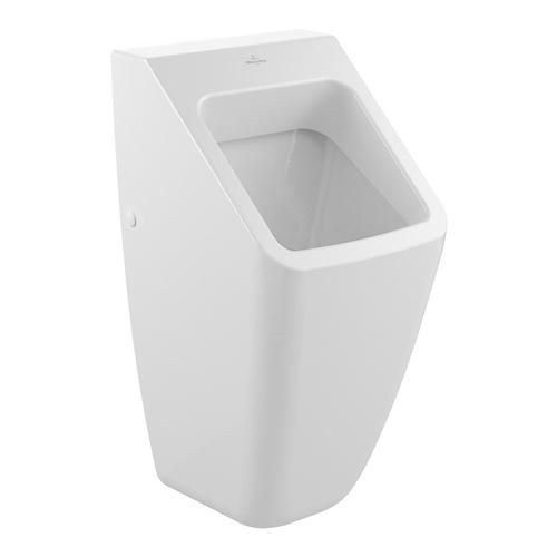 Architectura Absaug-Urinal eckig,Zu,-Ablauf verdeckt, Zielob32,5 x 68 x 35,5 cm