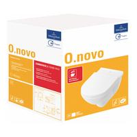 O.novo Tiefspül-WC und WC-Sitz mit Soft Closing