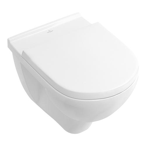 O.novo Tiefspül-WC mit DirectFlush (ohne Spülrand)