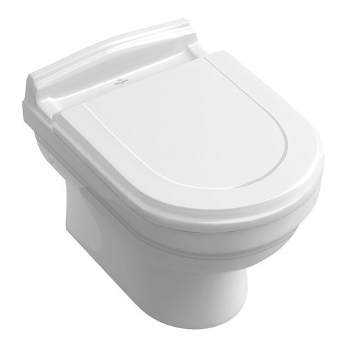 Tiefspül-WC Hommage 37x60 cm wandh. 6661B0