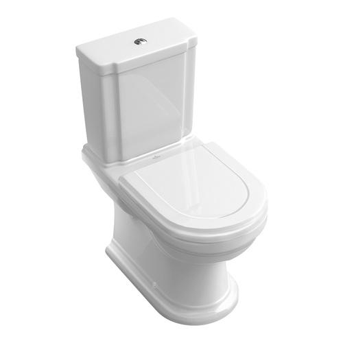 WC für Komb. Hommage 37x73 cm bodenst. 666210R1