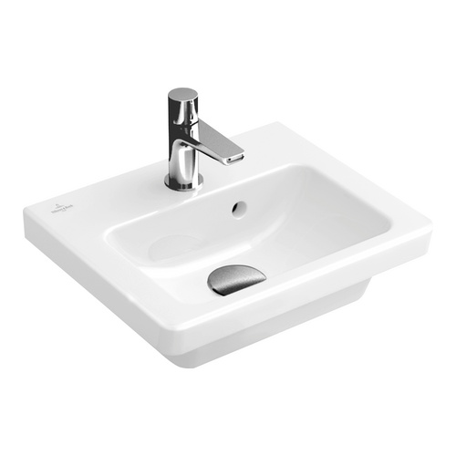 SUBWAY 2.0 Handwaschbecken 37 × 30,5 cm