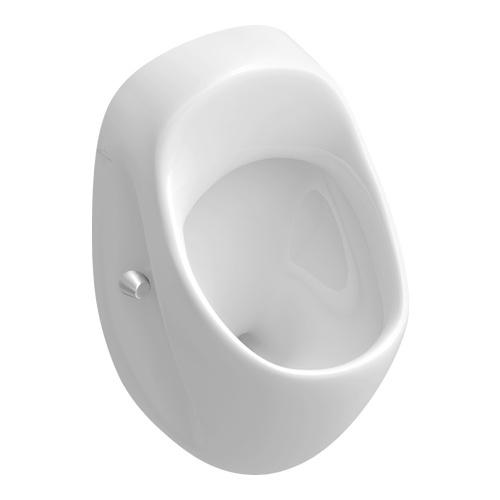 O.novo Absaug-Urinal 29 x 52 x 31 cm, ohne Deckel, Zulauf verdeckt