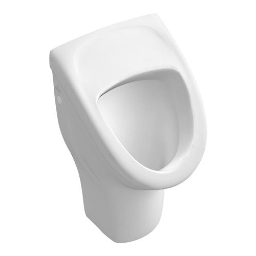 O.novo Absaug-Urinal 30 x 53 x 31 cm ohne Deckel, Zulauf verdeckt