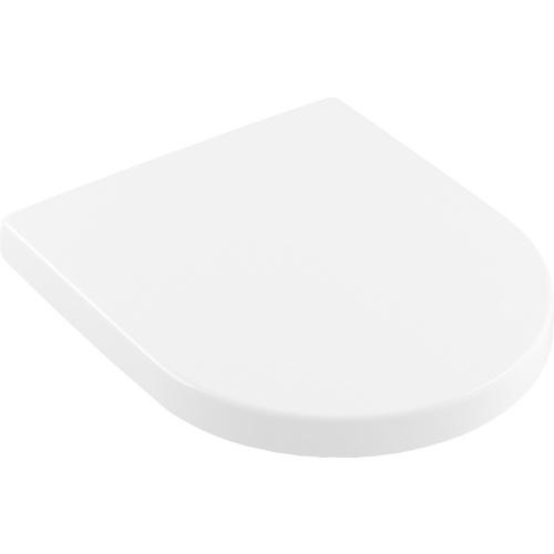 Villeroy & Boch O.novo WC-Sitz mit Quick Release und Soft Closing 0