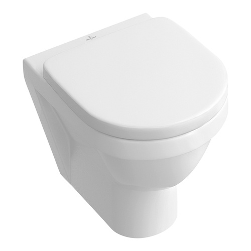 Architectura WC-Sitz compact, Rund, ohne SoftClosing