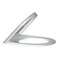 WC-Sitz O.novo Vita mit AntiBac, QuickRelease, SoftClosing