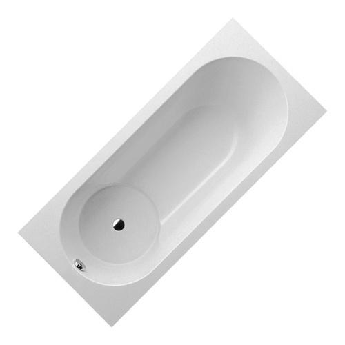 LIBRA Quaryl®-Badewanne 160x70 cm BQ167LIB2V