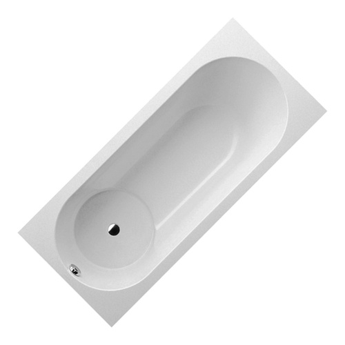 LIBRA Quaryl®-Badewanne 180x80 cm BQ180LIB2V