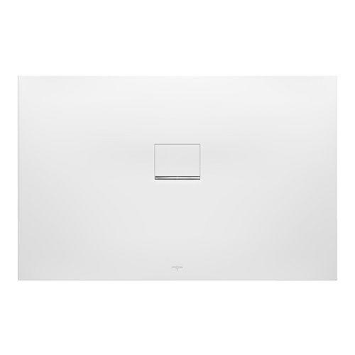 Duschwanne Squaro Infinity Quaryl® 120 x 90 x 4 cm Anthrazit matt