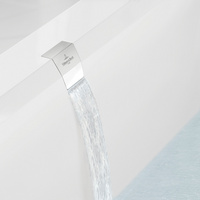 Wasserzulauf für Squaro Edge 12 Badewanne