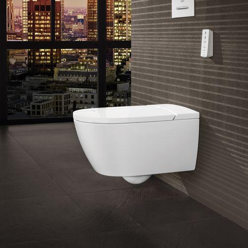 Villeroy & Boch Dusch-WC spülrandlos ViClean-I100