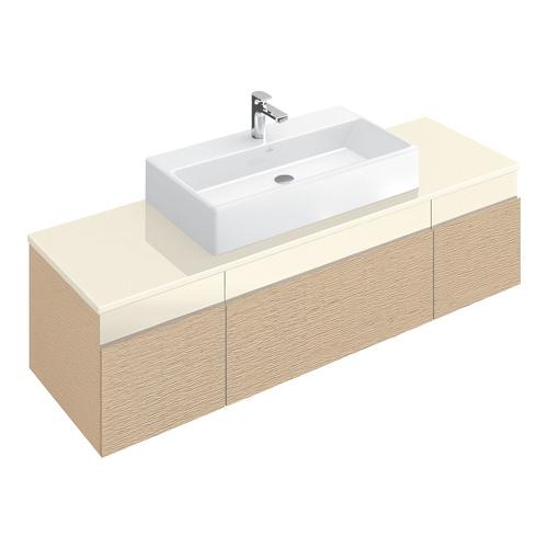 Villeroy boch waschtischunterschrank memento c25300 for Design waschtischunterschrank