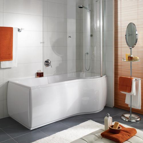 villeroy boch subway rechteck badewanne re 170x75 90 cm design in bad. Black Bedroom Furniture Sets. Home Design Ideas