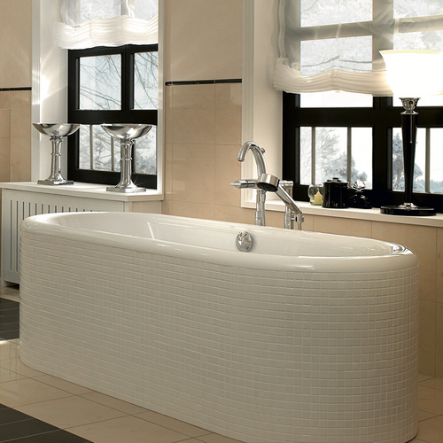 villeroy boch nexus oval badewanne quaryl 177 1x77 1 cm. Black Bedroom Furniture Sets. Home Design Ideas