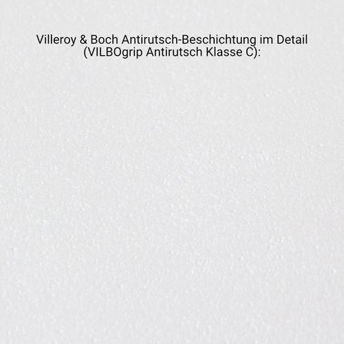 villeroy boch architectura metalrim acryl duschwanne 100 x 75 x 1 5 cm antirutsch design in bad. Black Bedroom Furniture Sets. Home Design Ideas
