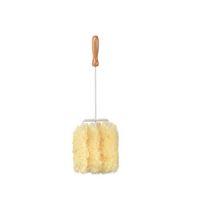 Lammfell-Reinigungsbürste für Design-Heizkörper