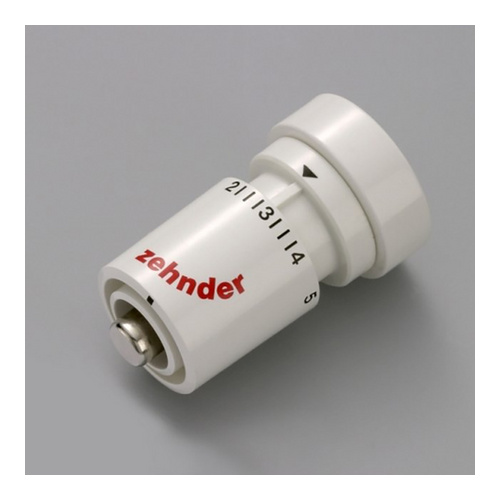 Zubehör Zehnder - Thermostat DH M 30 x 1,5 weiß