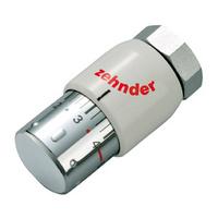 """Zubehör Zehnder - Thermostat """"SH"""" M 30 x 1,5 weiß / chrom"""